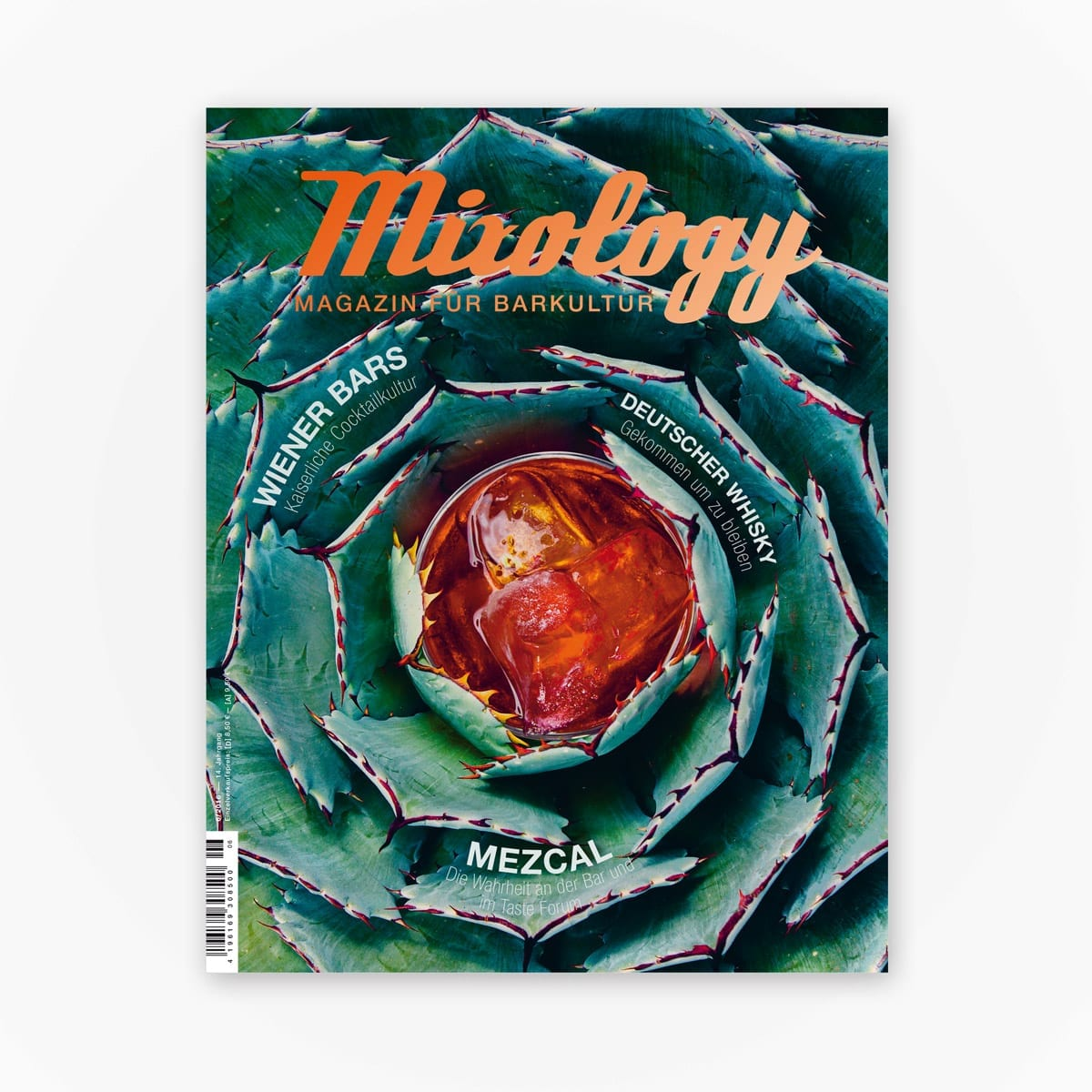 Mixology Magazin für Barkultur Issue #76