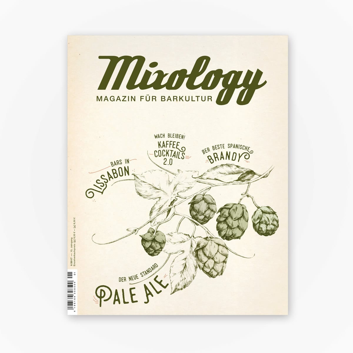 Mixology Magazin für Barkultur Issue #77