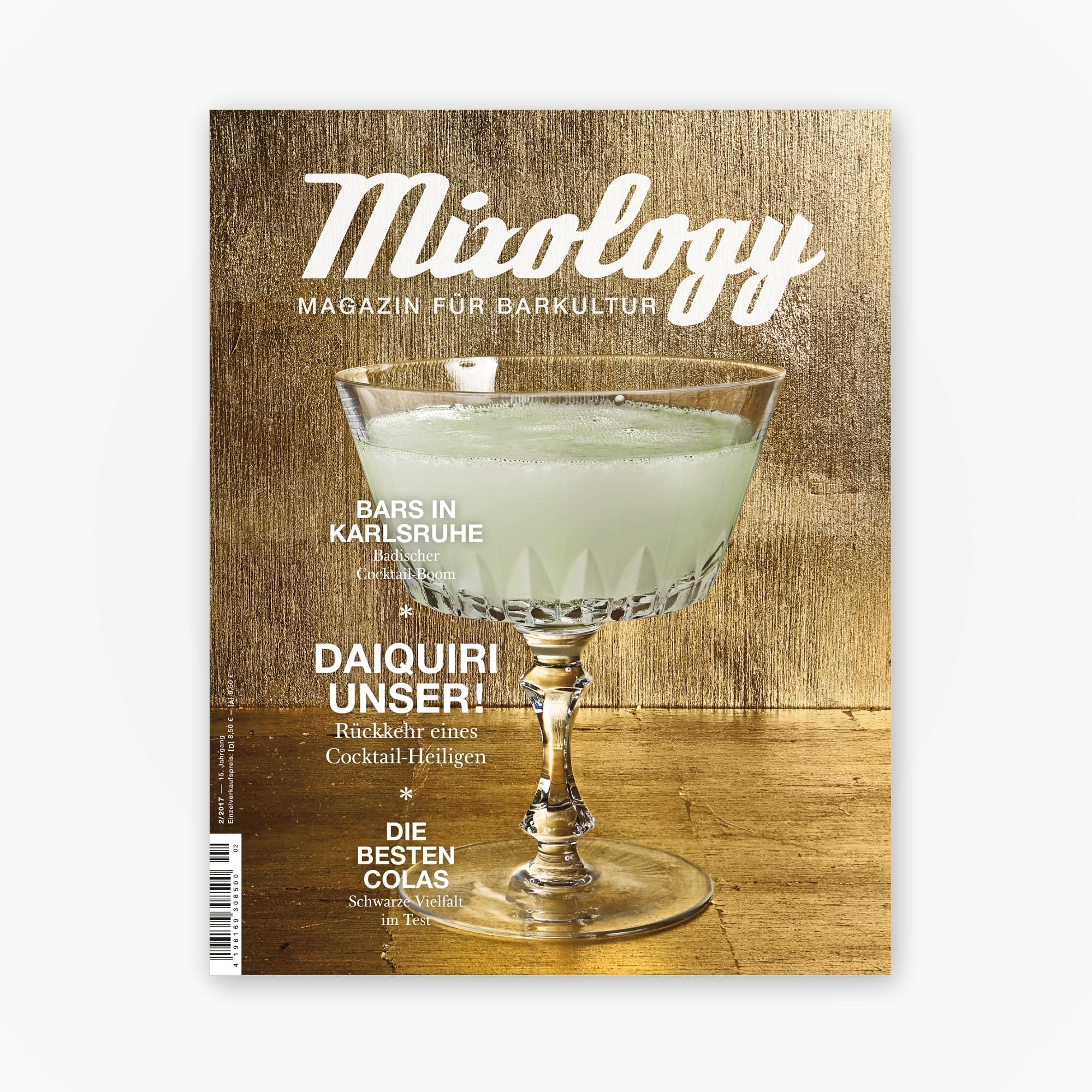 Mixology Magazin für Barkultur Issue #78