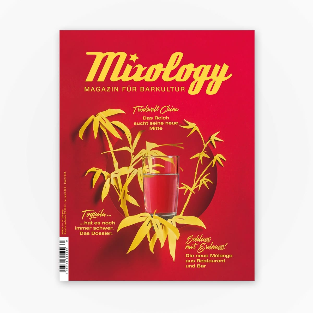 Mixology Magazin für Barkultur Issue #80