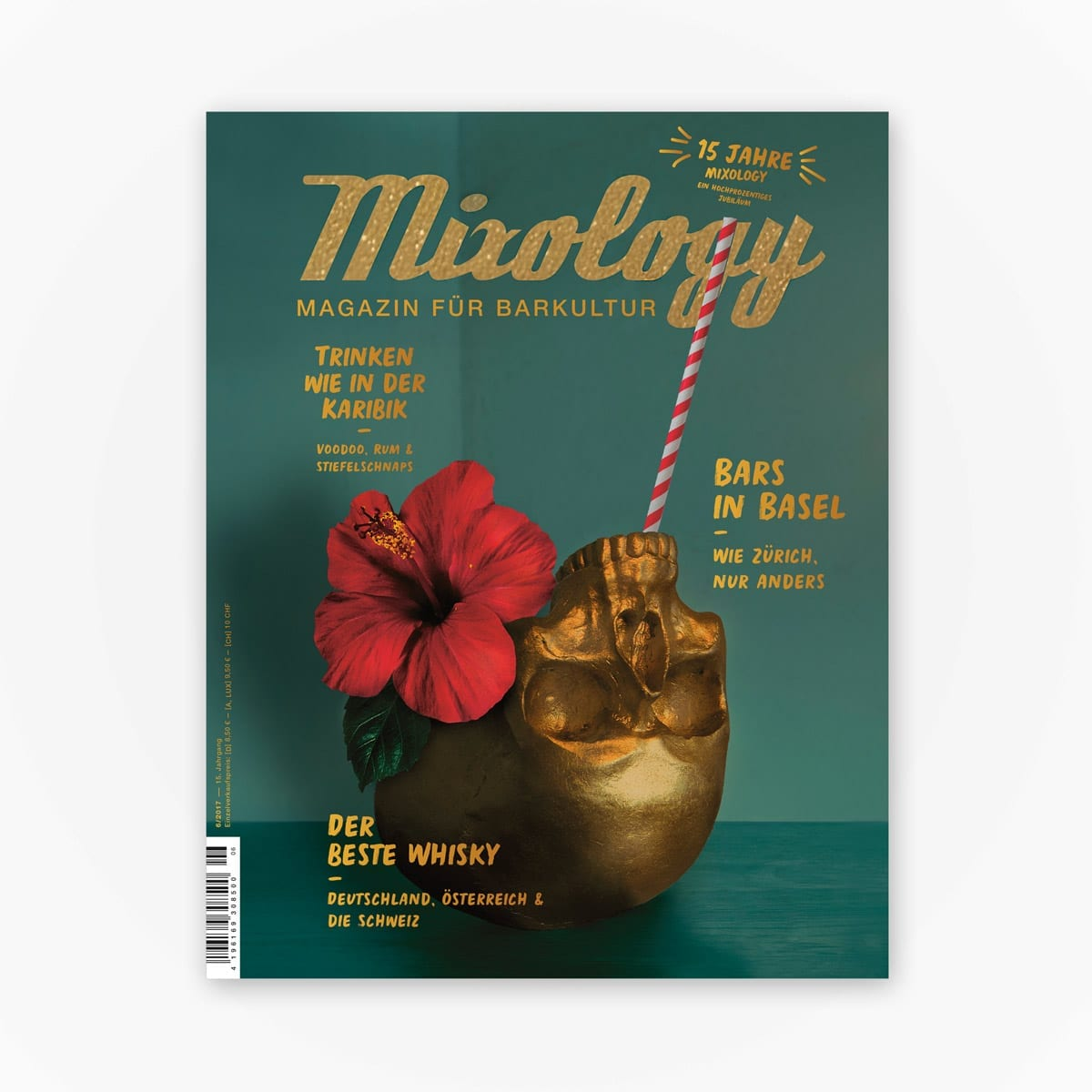 Mixology Magazin für Barkultur Issue #81