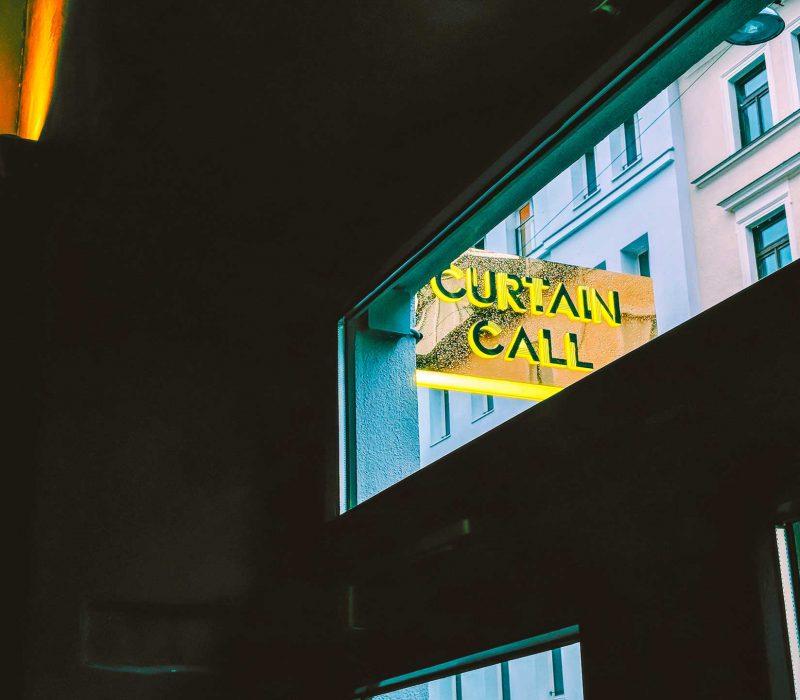 Curtain Call Bar in München | Mixology — Magazin für Barkultur
