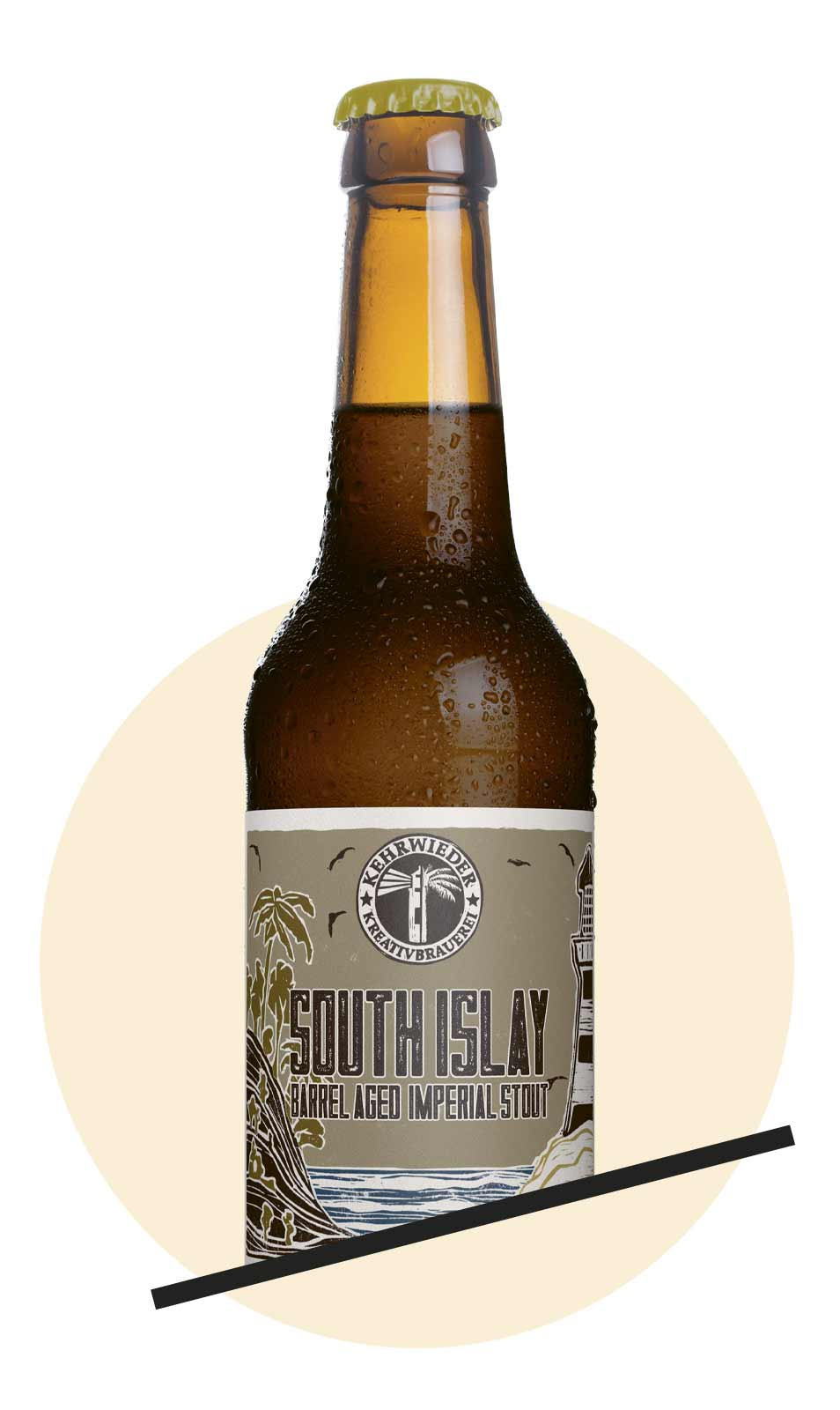 Kehrwieder South Islay Barrel Aged Imperial Stout | Mixology — Magazin für Barkultur