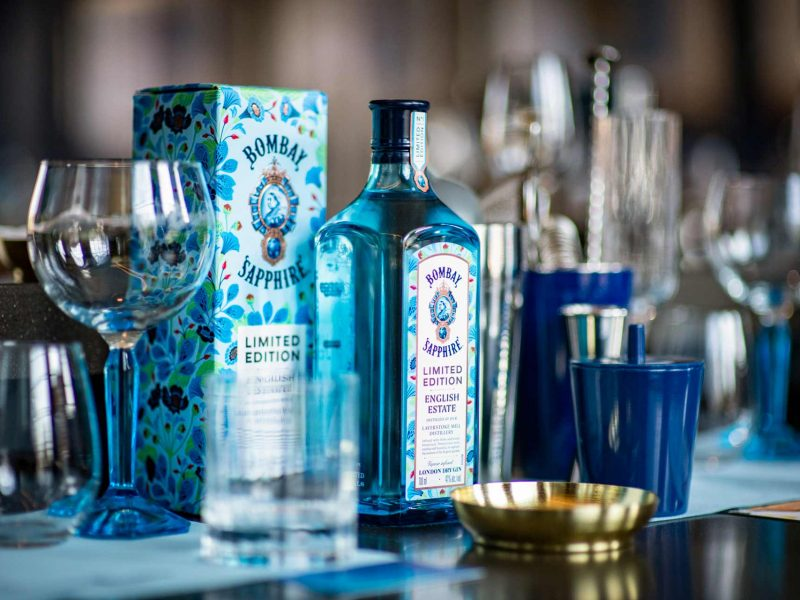 Bombay Sapphire: English Estate | Mixology — Magazin für Barkultur