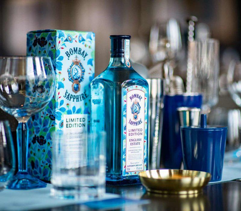 Bombay Sapphire: English Estate | Mixology — Magazin für Barkultur