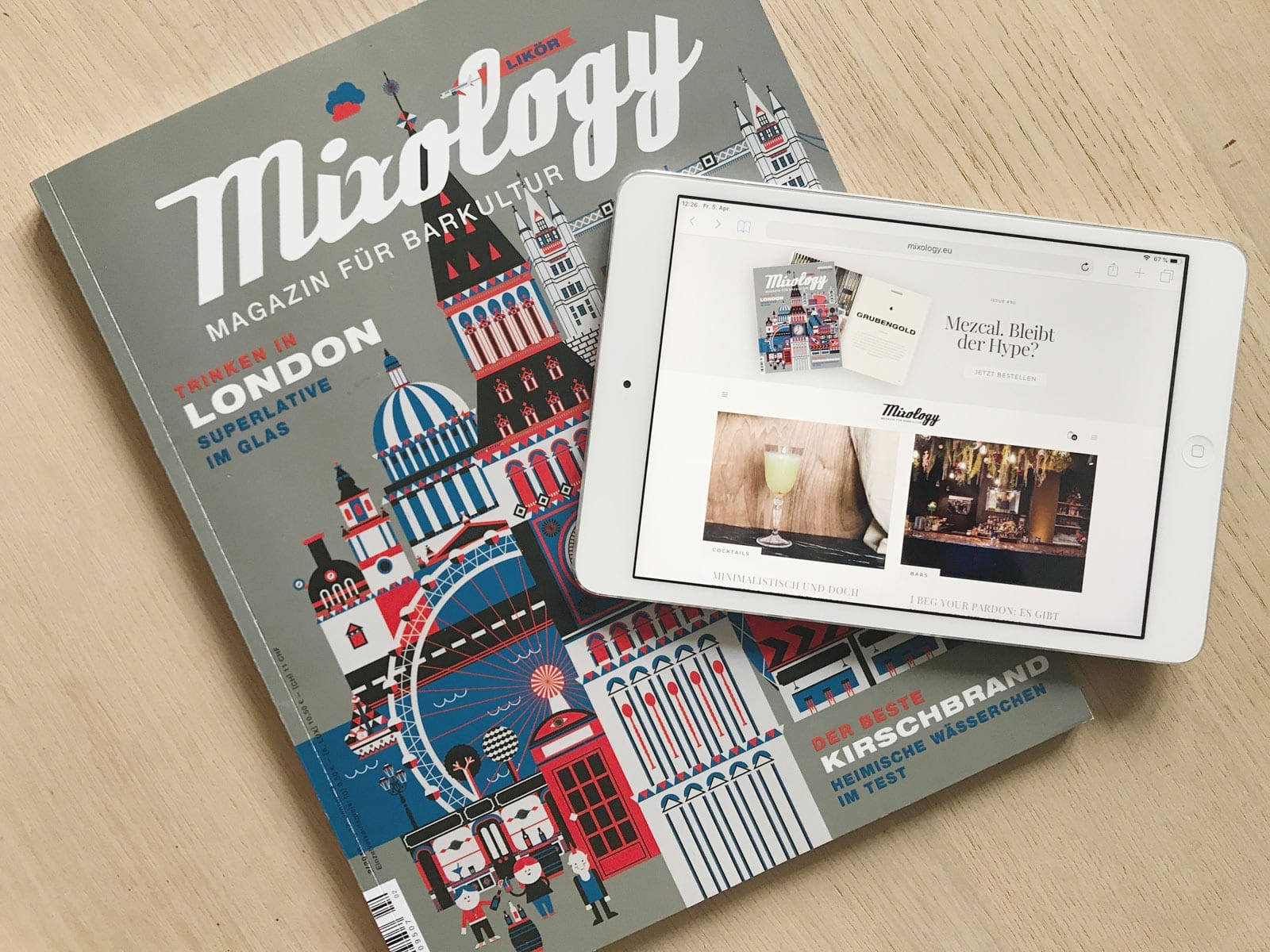 Mixology Relaunch 2019