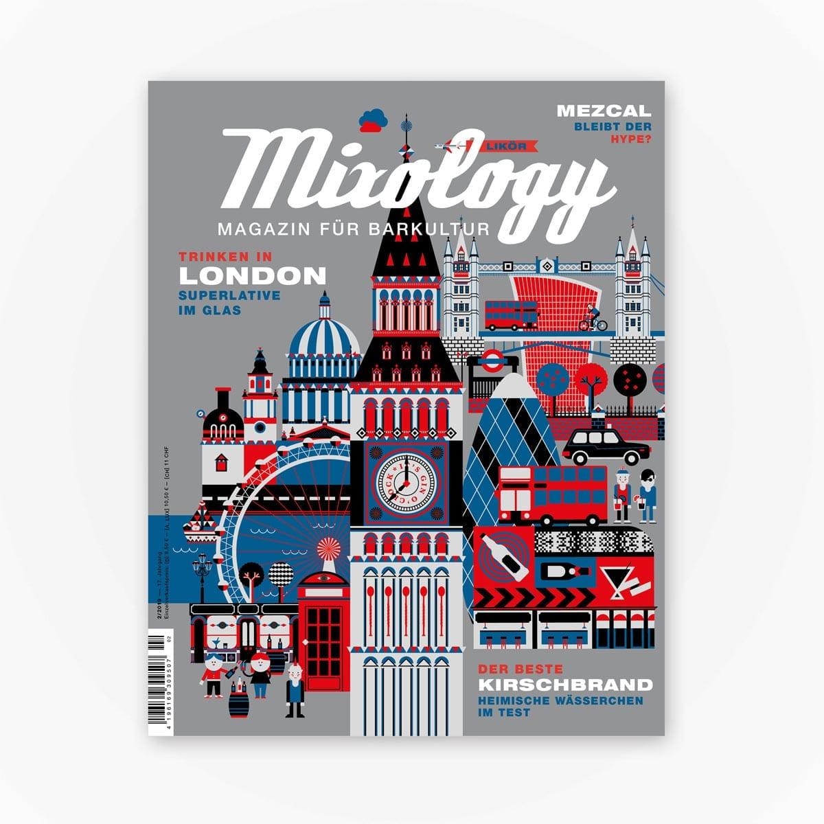 Mixology Magazin für Barkultur Issue #90 | 2/2019