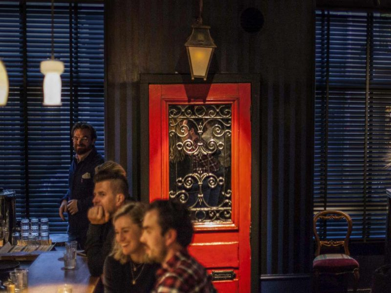 Little Red Door Paris   Mixology — Magazin für Barkultur
