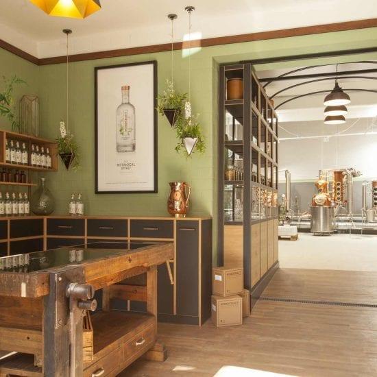 NordCraft Dry Botanical Spirit Hamburg | Mixology — Magazin für Barkultur