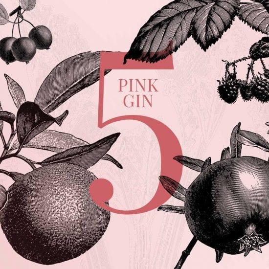 5 Pink Gin in der Verkostung| Mixology - Magazin für Barkultur
