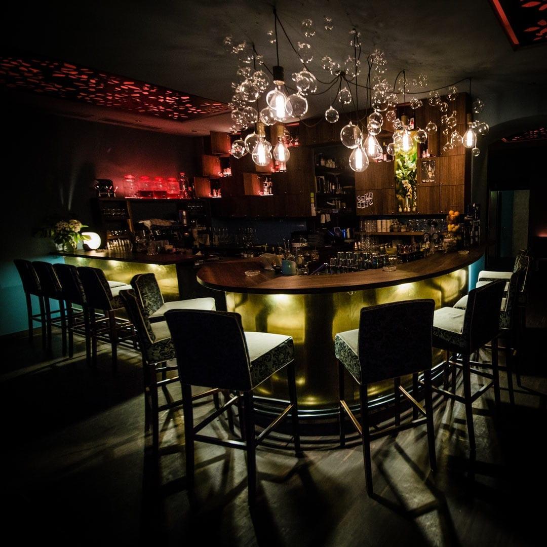 Dominik Oswald aus der Hammond Bar Wien im Portrait | Mixology - Magazin für Barkultur