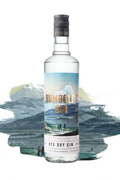 Humboldt Gin Spreewood Distillers