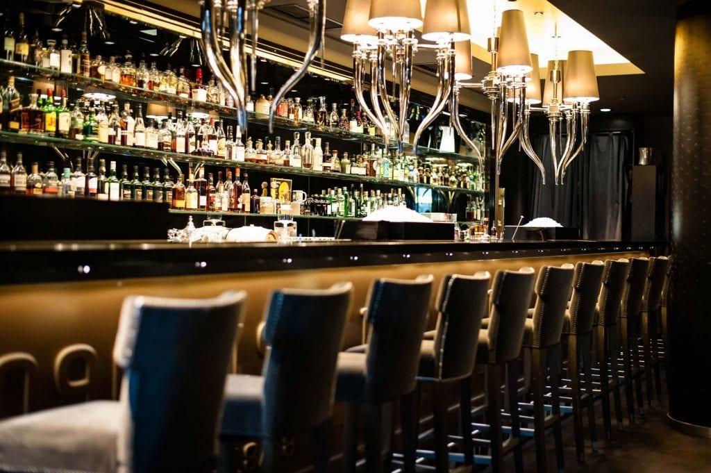 Fünf Bars für den perfekten Dry Martini | Gekkos Frankfurt