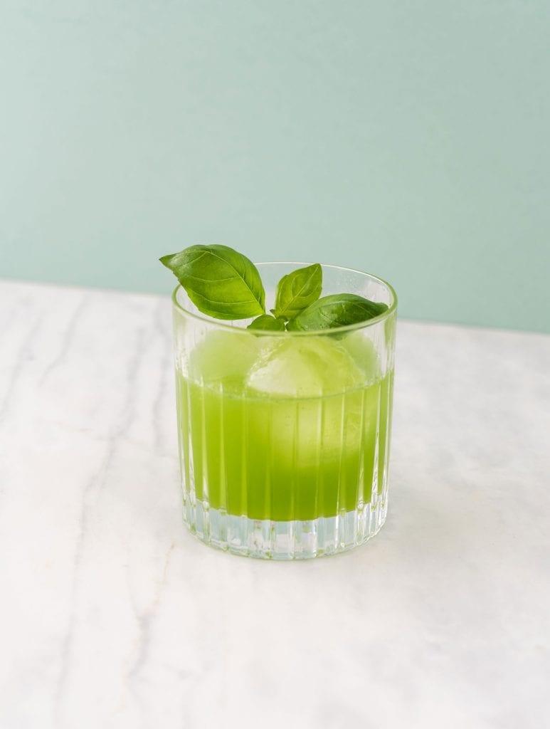 Basil Smash   Five Gin Cocktails You Should Definitely Have On Your Bar Menu   Mixology Magazine EN