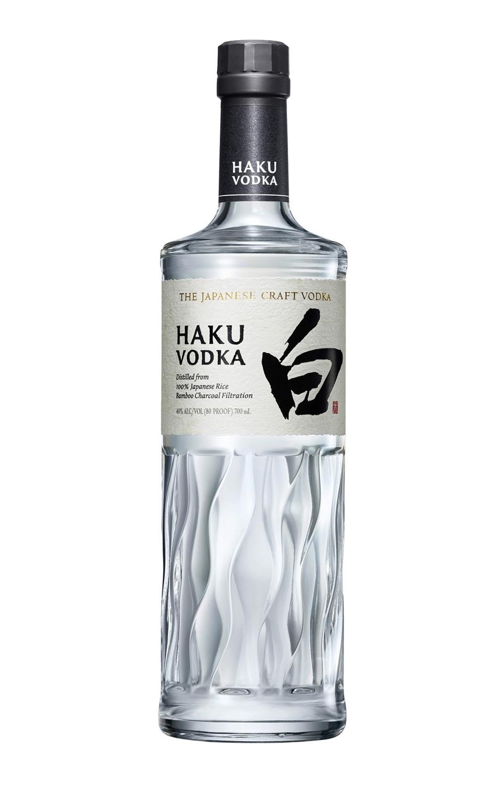 Haku Reis Vodka von Beam Suntory