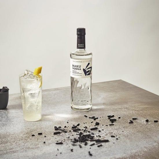 Haku Vodka ist Suntorys neuer Premium-Vodka