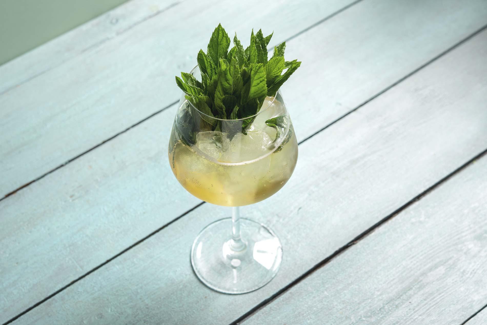 Hugo Cocktail | Spritzvarianten des Südens | Mixology - Magazin für Barkultur