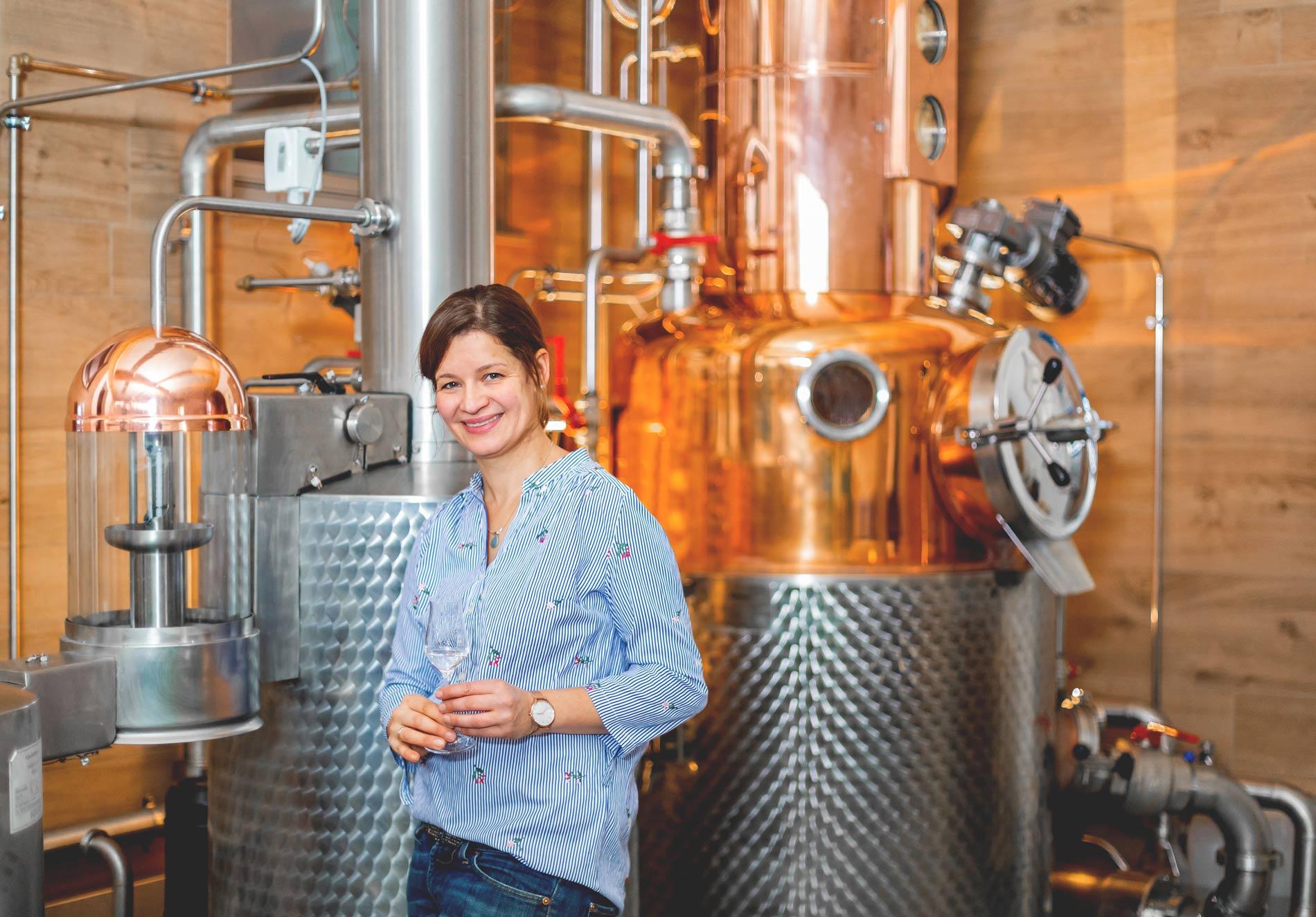 Katharina Zott - Destillerie Zott im Interview | Mixology — Magazin für Barkultur