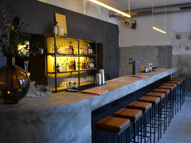 Lamm Bar Berlin Prenzlauer Berg | Mixology - Magazin für Barkultur
