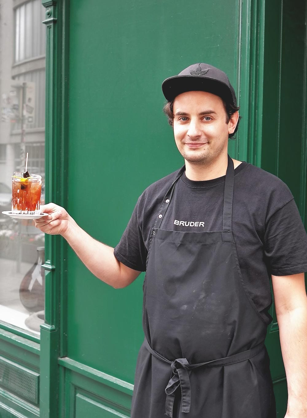 Bruder Bar & Restaurant Wien