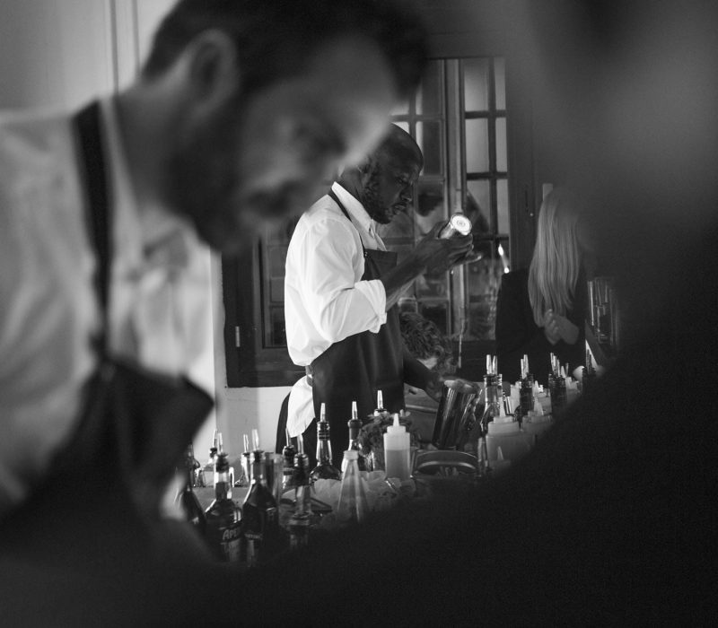 Guest Bartending auf Events