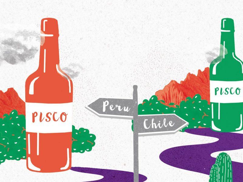 Pisco aus Peru und Chile: der geheime Star der Bar