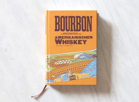 Bourbon Buch Amerikanischer Whiskey