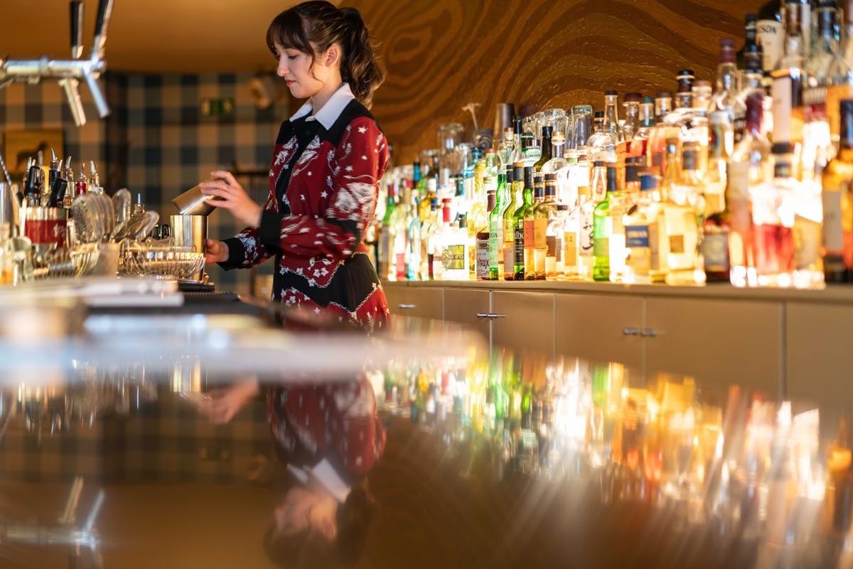 Maria Gorbatschova Green Door Bar Schöneberg