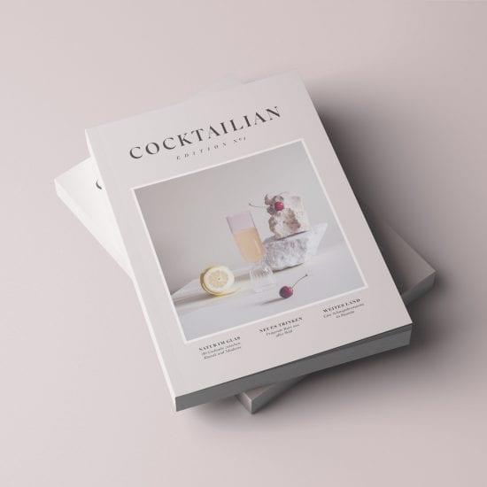Cocktailian Edition Nº1