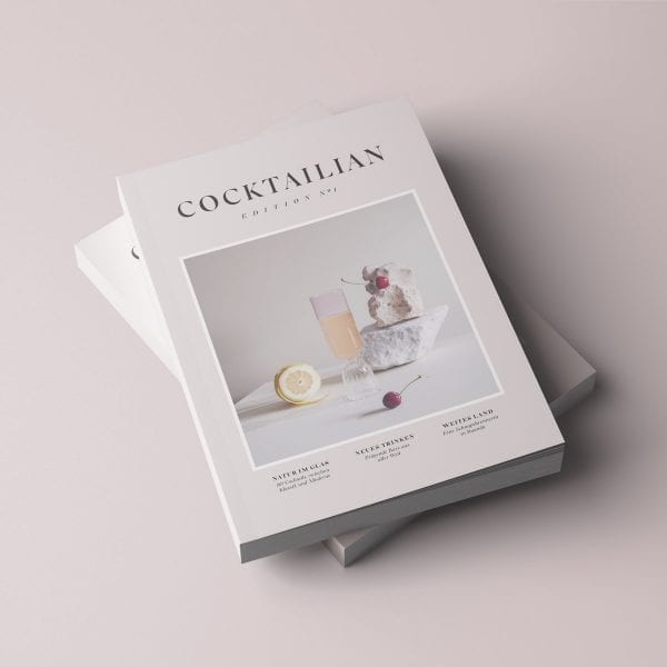Cocktailian Edition Nº1