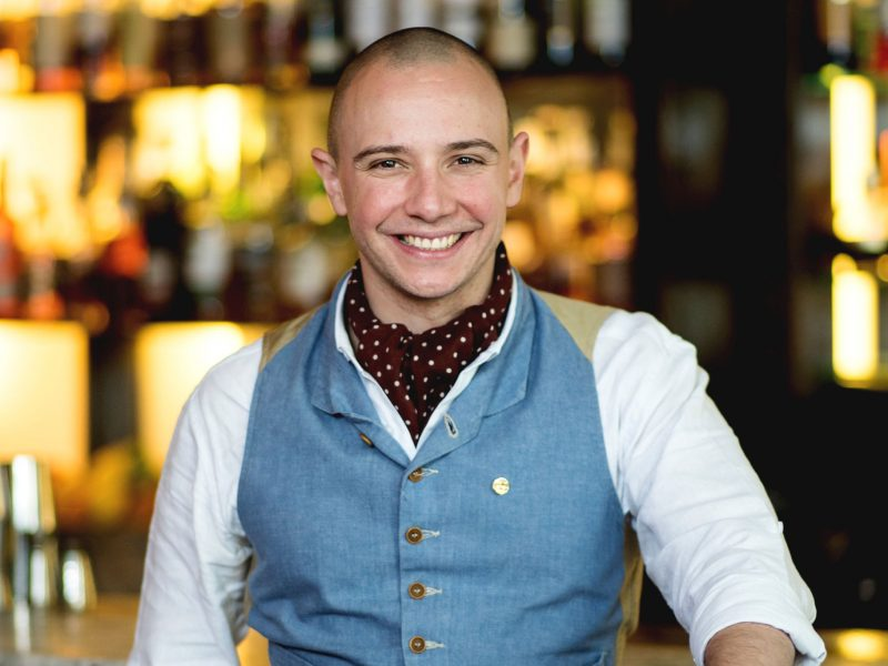 Rémy Savage und seine Cocktailphilosophie