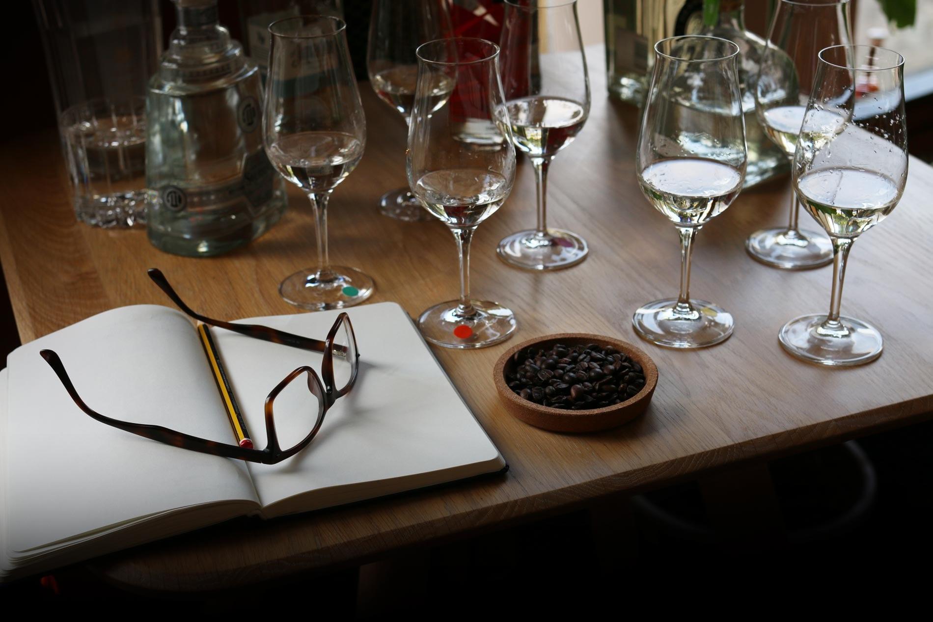 Spirituosen richtig verkosten | Spirituosen Tasting Wiki
