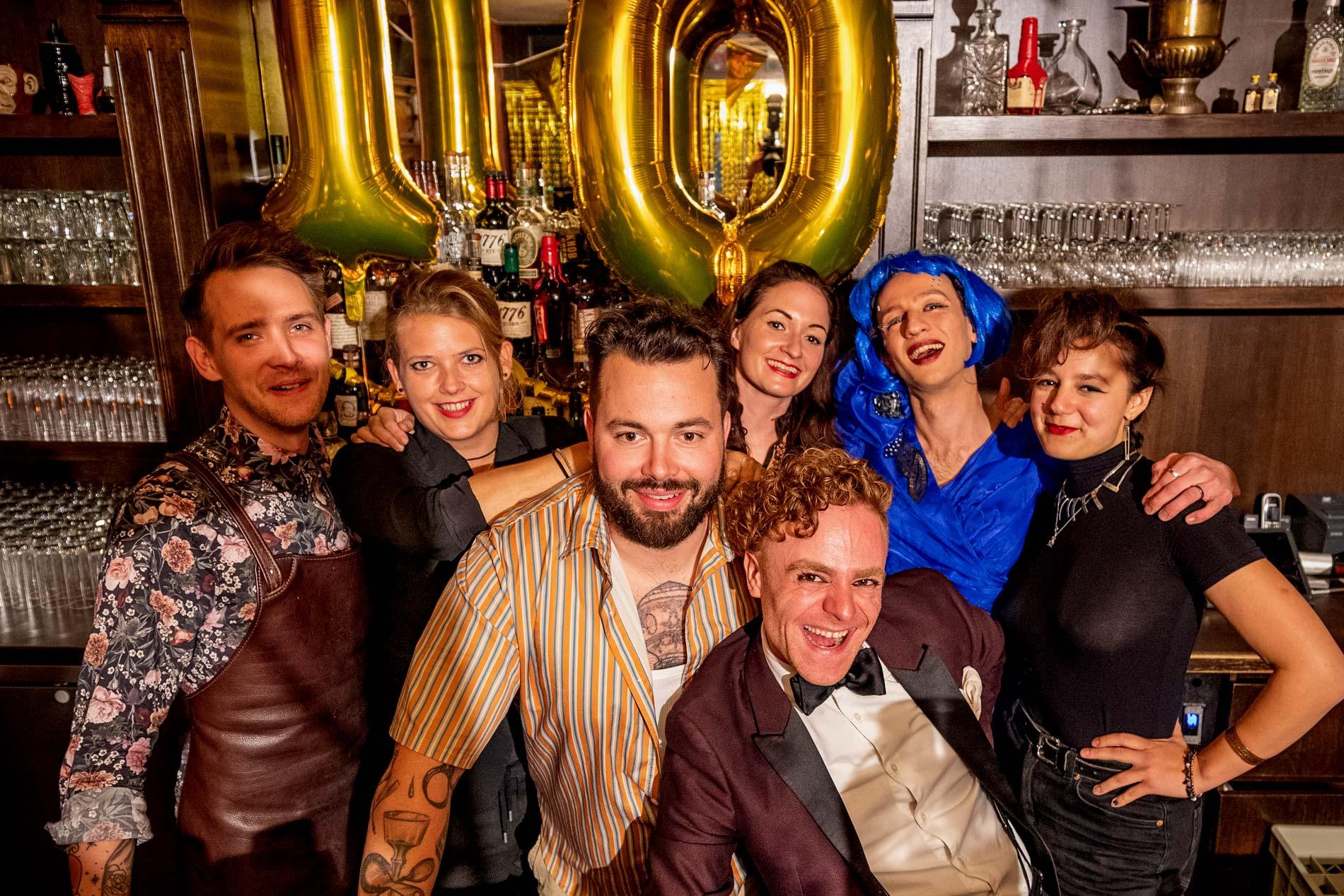 10 Jahre in Berlin Schöneberg: Das Stagger Lee feiert Jubiläum. Und Barkultur
