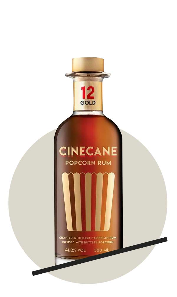 Verkostungsrunde Mixology September 2019 Cinecane Popcorn Rum Tastillery