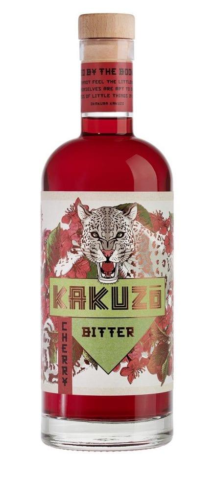 Kakuzo Flasche Bitter