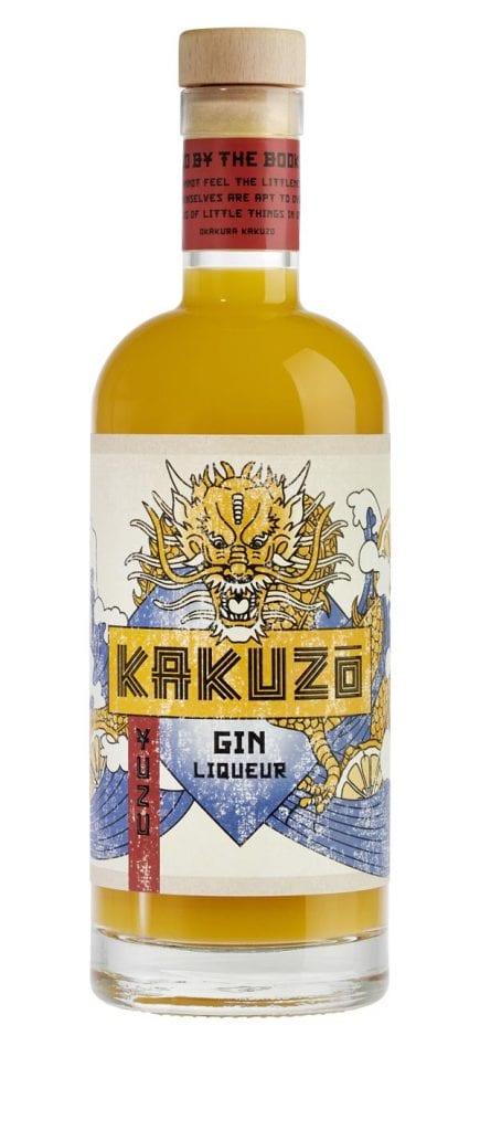 Kakuzo Gin Liquer