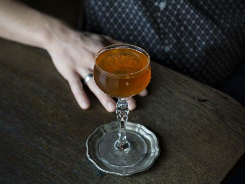 Die Geschichte des Cocktails: Japanese Cocktail