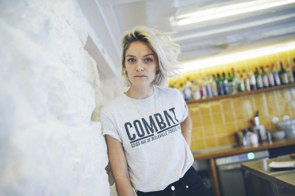 Margot Lecarpentier Combat Paris