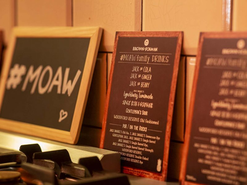 MOAW Brown Forman Dinner