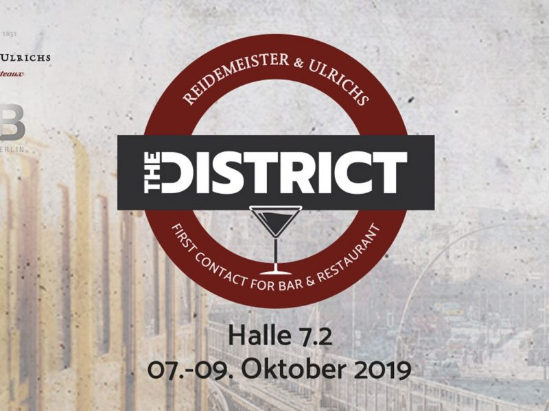 The District auf dem BCB