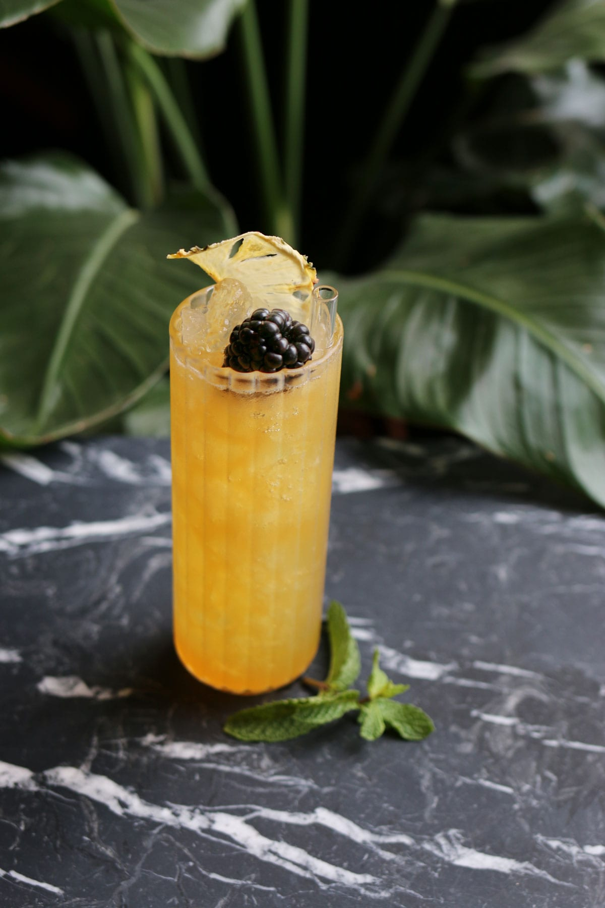 Fedora Punch Cocktail
