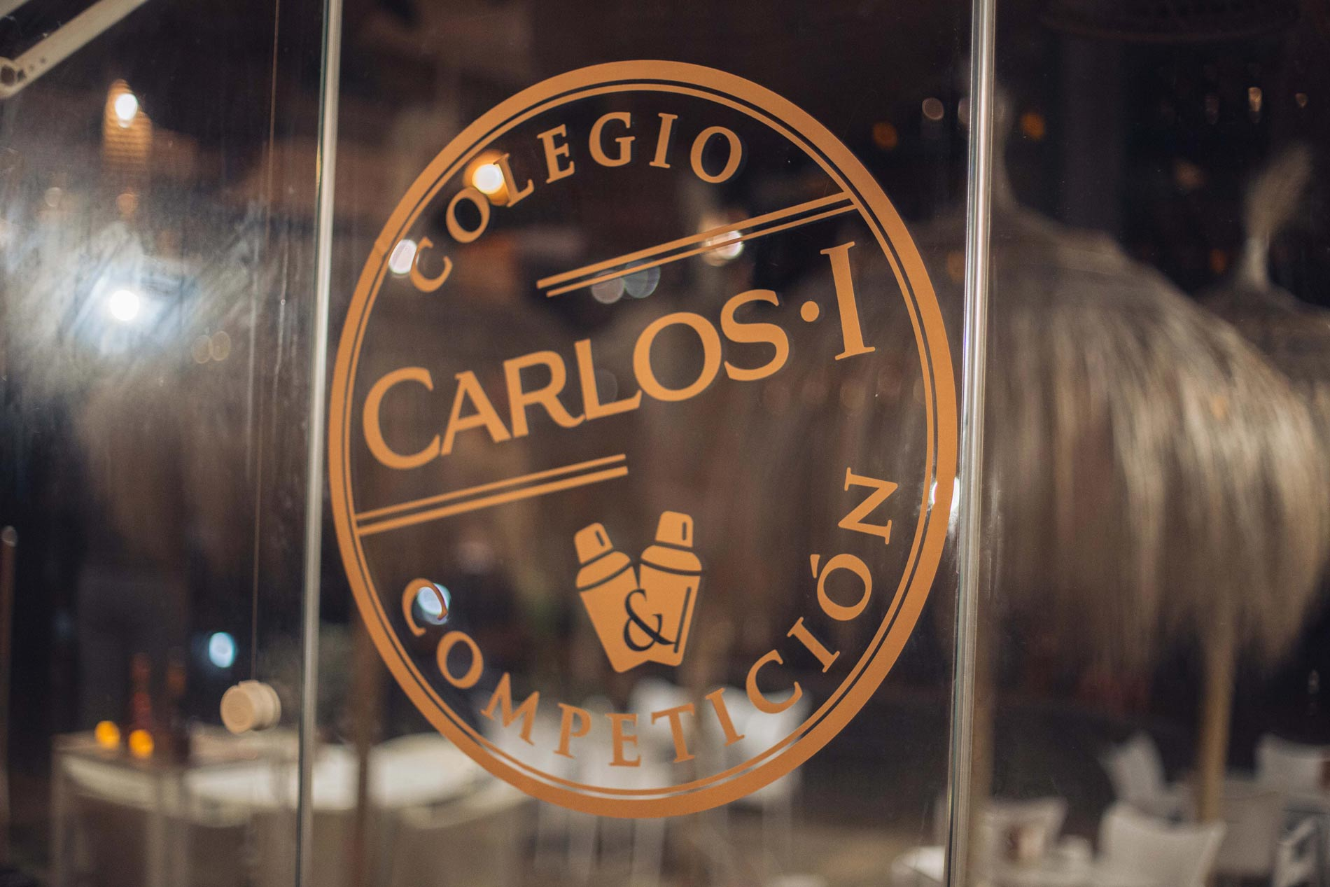 Carlos I Colegio Brandy Competition 2019