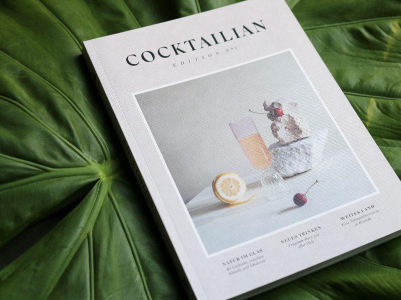 Cocktailian Edition Buchvorstellung