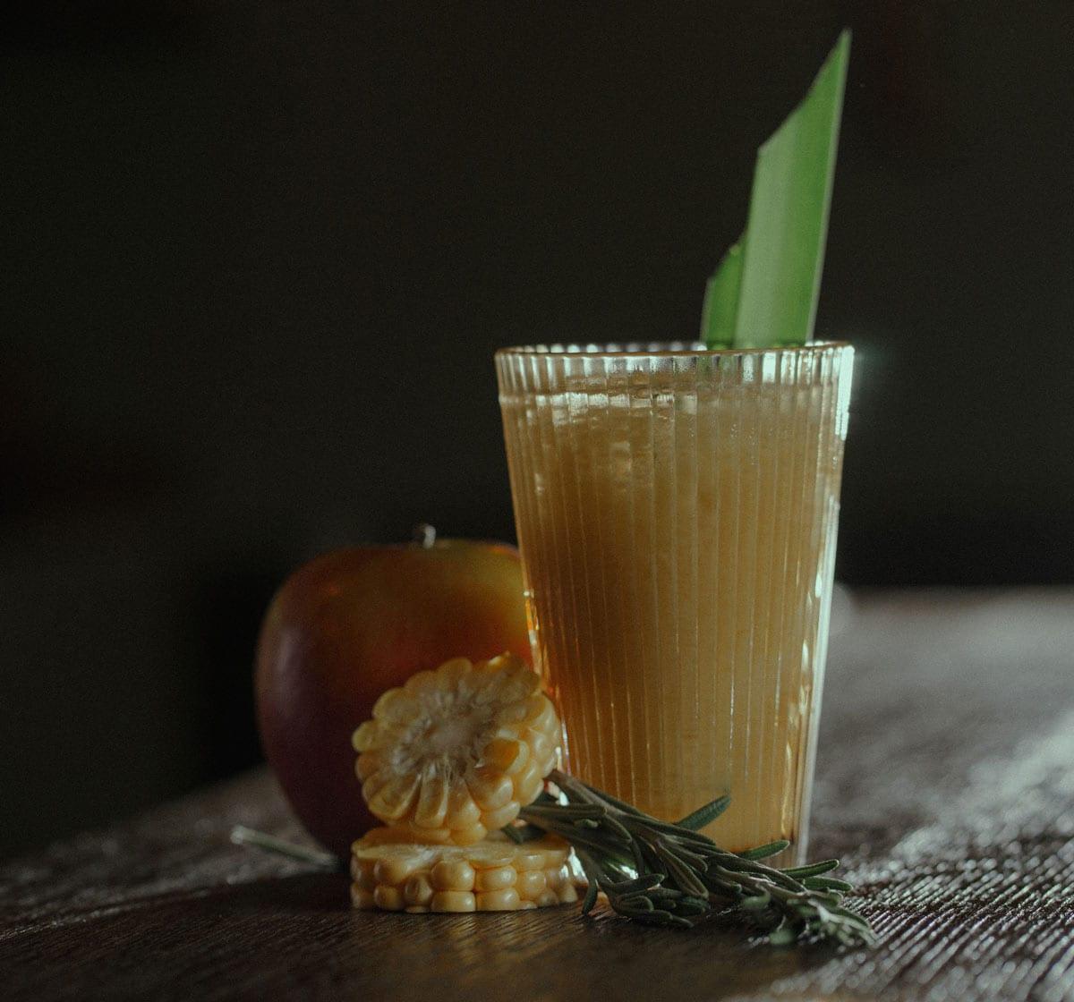 Corn Colada - The Kinly Bar Frankfurt