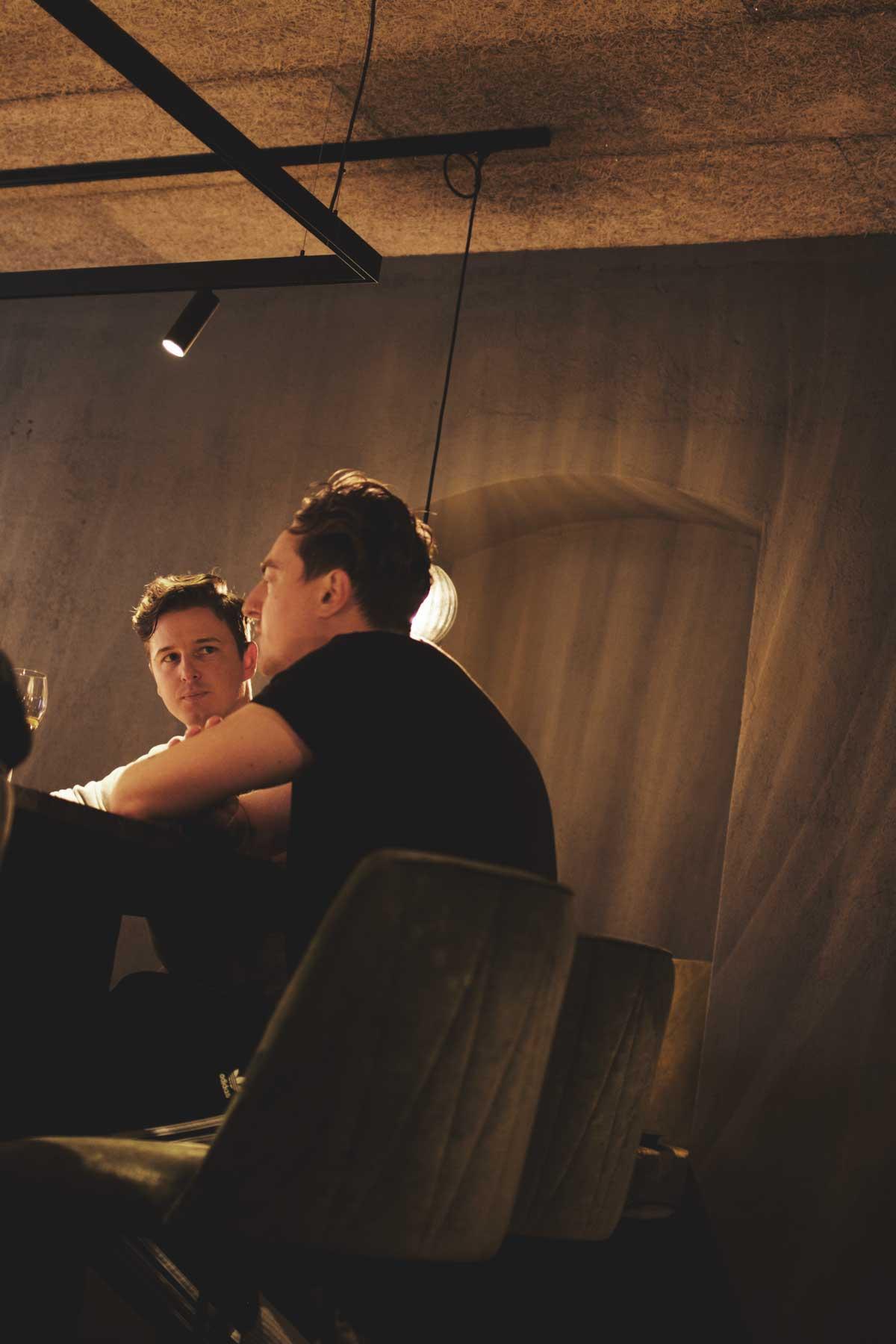 Damien Guichard und Sam Orrock machen das Truffle Pig zur spannendsten Speakeasy-Bar Berlins