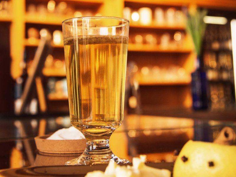 Hot Buttered Rum, der heiße Klassiker im modernen Mantel