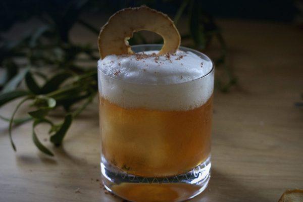 Bratapfel Old Fashioned (Volker Seibert, Seiberts, Köln)