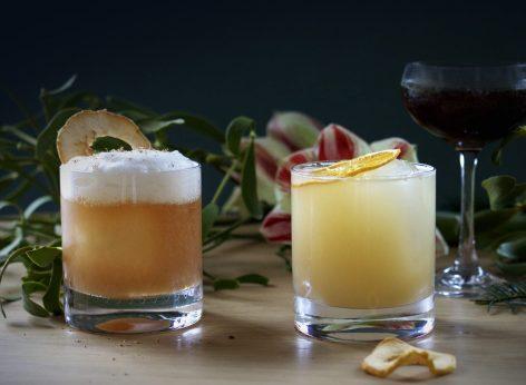 Fünf Cocktails für den Nikolaus: Modern und ohne Bart