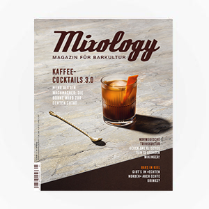 Mixology Magazin für Barkultur Issue #95 | 1/2020 | Kaffee-Cocktails 3.0