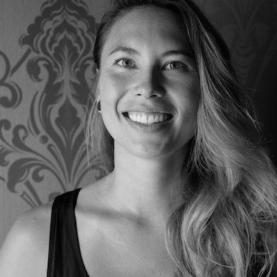 Chloé Merz vermisst den sozialen Aspekt der Bararbeit